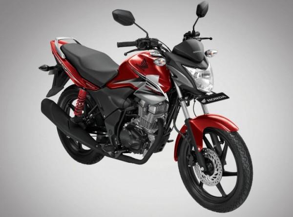 2013 Honda Verza 150 Sporty Red