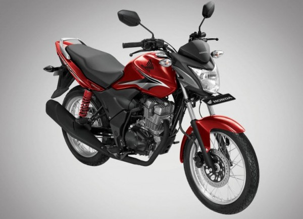 2013 Honda Verza 150 Sporty Red_1