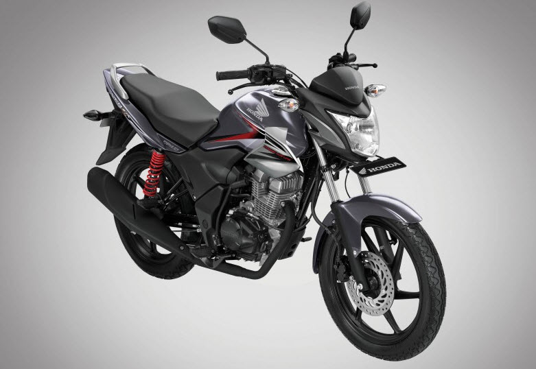 2013 Honda Verza 150 Though Silver