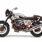 2013 Italian V-twin Moto Guzzi V7 Racer_2
