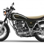 2013 Yamaha 35th Anniversary Edition SR400 for Japan
