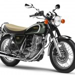 2013 Yamaha 35th Anniversary Edition SR400 for Japan_1