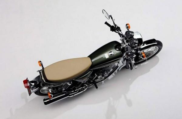 2013 Yamaha 35th Anniversary Edition SR400 for Japan_2