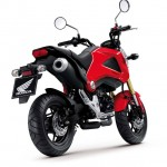 More Images of the 2013 Honda MSX125_15