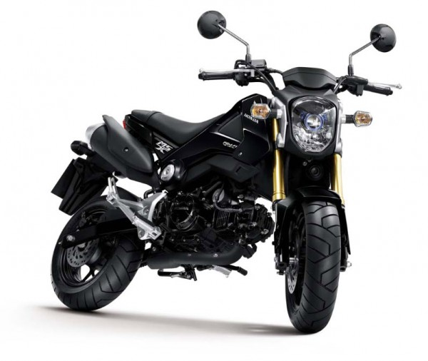 More Images of the 2013 Honda MSX125_4