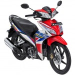 2013 Honda Blade S comes with New Colors