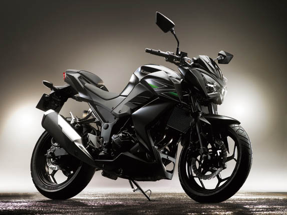 2013 Kawasaki Z250 Arrives in Indonesia