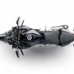 2013 Kawasaki Z250 Top