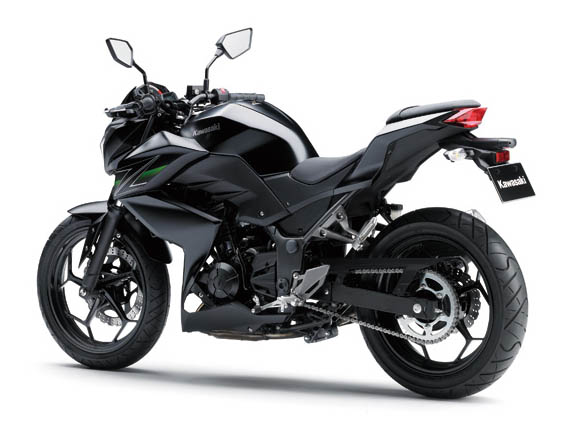 2013 Kawasaki Z250 Arrives in Indonesia Pictures