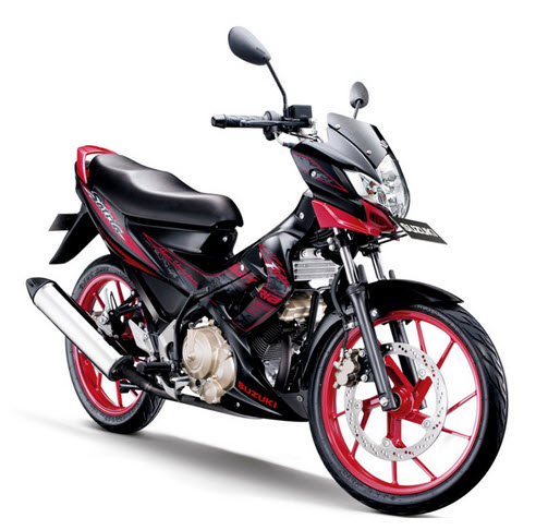 posts related to 2013 suzuki satria fu 150 black fire edition 2013
