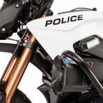 2013 Zero Police-spec Electric Motorcycles_5