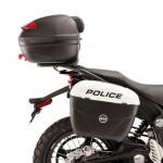 2013 Zero Police-spec Electric Motorcycles_7