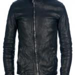 ADICIANNOVEVENTITRE lama leather jacket