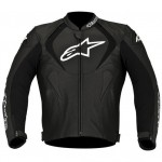 Alpinestars Jaws Sport Riding Leather Jacket