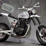 Headbanger Motorcycles Reveales the Saten Enduro Motorcycle
