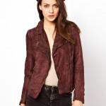 Muubaa Leather Monteria Biker Jacket