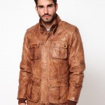 Pepe Heritage Leather Jacket