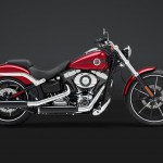2013 Harley-Davidson Breakout Ember Red Sunglo