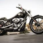 2013 Harley-Davidson Breakout Vivid Black