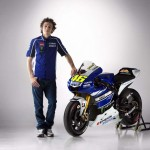 Yamaha 2013 MotoGP Livery Revealed