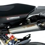 2013 Bimota DB10R Bimotard Seat