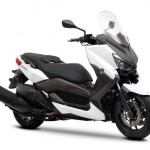 2013 Yamaha X-Max 400 Maxi-scooter Absolute White