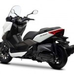 2013 Yamaha X-Max 400 Maxi-scooter Absolute White_4