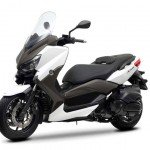 2013 Yamaha X-Max 400 Maxi-scooter Absolute White_6
