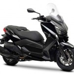 2013 Yamaha X-Max 400 Maxi-scooter Midnight Black