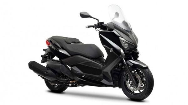 2013 Yamaha X-Max 400 Maxi-scooter Midnight Black