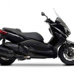 2013 Yamaha X-Max 400 Maxi-scooter Midnight Black_1