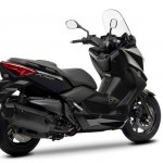 2013 Yamaha X-Max 400 Maxi-scooter Midnight Black_2
