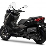 2013 Yamaha X-Max 400 Maxi-scooter Midnight Black_4
