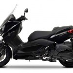 2013 Yamaha X-Max 400 Maxi-scooter Midnight Black_5