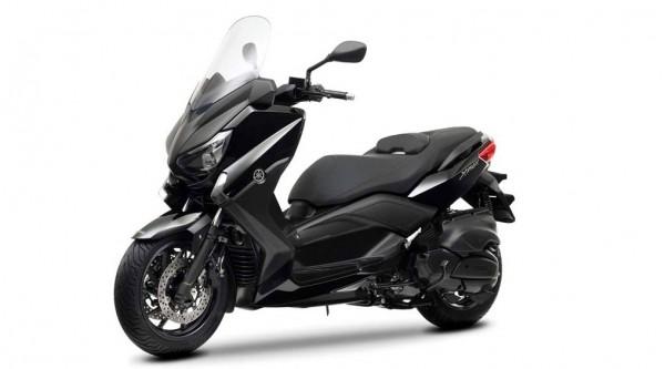 2013 Yamaha X-Max 400 Maxi-scooter Midnight Black_6