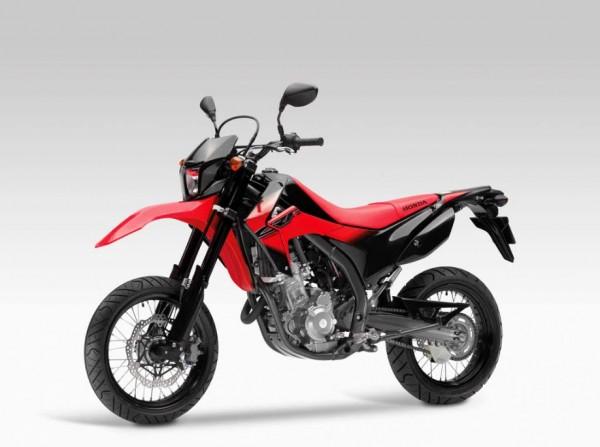 2014 Honda CRF250M Supermoto Announced for Europe_1