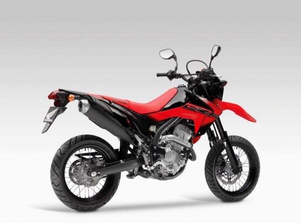 2014 Honda CRF250M Supermoto Announced for Europe_2