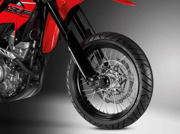 2014 Honda CRF250M Supermoto Front Wheel