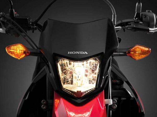 2014 Honda CRF250M Supermoto Headlamp