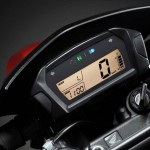 2014 Honda CRF250M Supermoto Instrument Display
