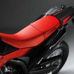 2014 Honda CRF250M Supermoto Saddlebag