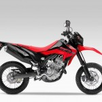 2014 Honda CRF250M Supermoto Side