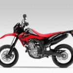 2014 Honda CRF250M Supermoto Side_1