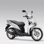 2014 Honda Vision 110 Pearl Cool White