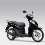 2014 Honda Vision 110 Pearl Nightstar Black