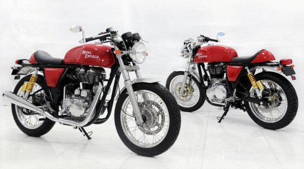 2014 Royal Enfield Continental GT Cafe Racer to Arrive in the US
