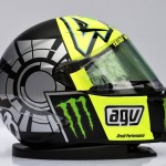 AGV Valentino Rossi Winter Test Limited Edition Helmet