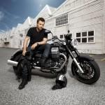 Ewan McGregor Stars Moto Guzzi California 1400 Ad Campaign