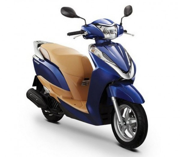 Honda Launches the New LEAD125 Scooter in Vietnam_1