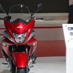 Suzuki Inazuma GW250S to be unveiled the Shanghai Motor Show